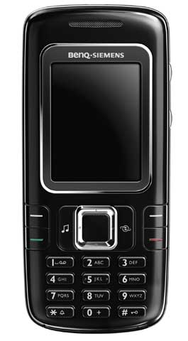 foto del cellulare BenQ Siemens C81