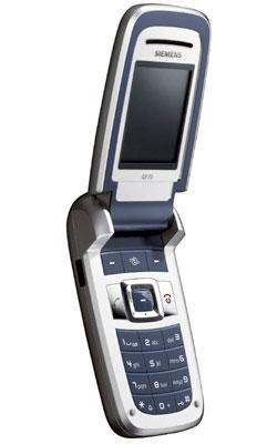 foto del cellulare Siemens CF75.