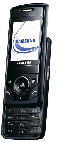 foto del cellulare Samsung D520