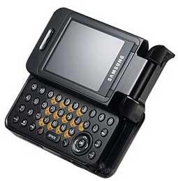 foto del cellulare Samsung D550