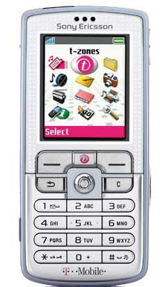 foto del cellulare Sony Ericsson D750i