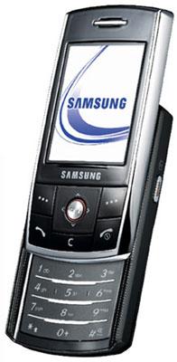 foto del cellulare Samsung D800