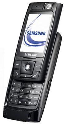 foto del cellulare Samsung D820