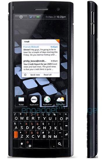 foto del cellulare Dell Smoke