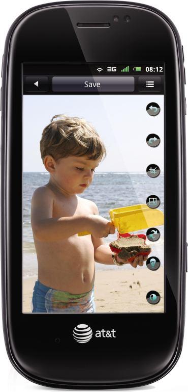 foto del cellulare Dell Aero