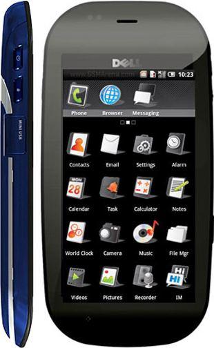 foto del cellulare Dell Mini 3iX