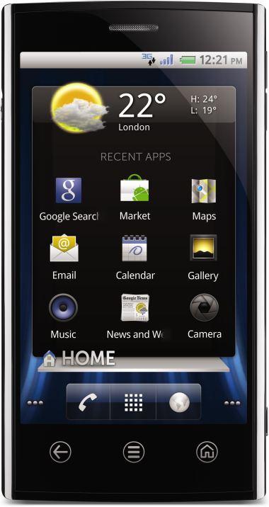 foto del cellulare Dell Venue