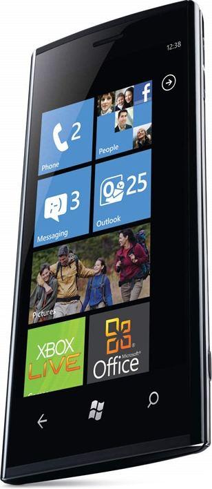 foto del cellulare Dell Venue Pro
