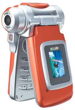 foto del cellulare Xcute DV1
