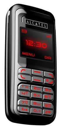 foto del cellulare Alcatel OT-E100