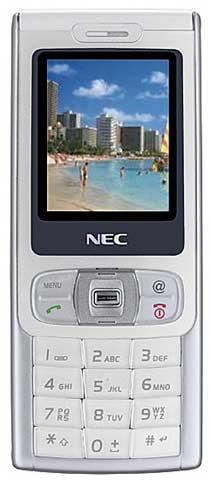 foto del cellulare Nec E121