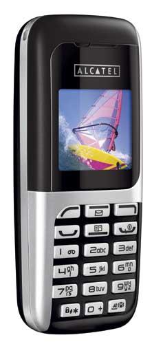 foto del cellulare Alcatel OT-E205