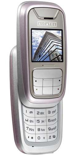 foto del cellulare Alcatel OT E265