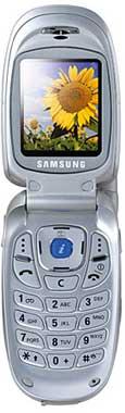 foto del cellulare Samsung E300