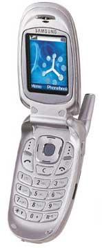 foto del cellulare Samsung E310