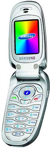 foto del cellulare Samsung E330