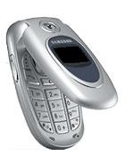 foto del cellulare Samsung E340