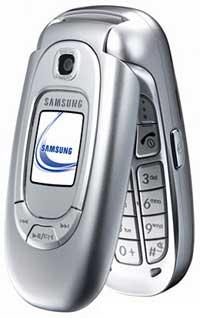 foto del cellulare Samsung E360