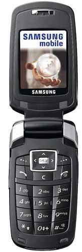 foto del cellulare Samsung E380