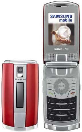 foto del cellulare Samsung E490