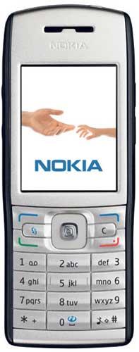 foto del cellulare Nokia E50