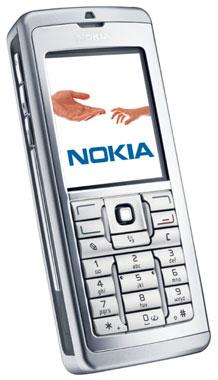 foto del cellulare Nokia E60