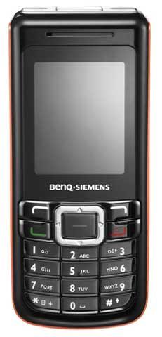 foto del cellulare BenQ Siemens E61