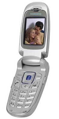 foto del cellulare Samsung E620