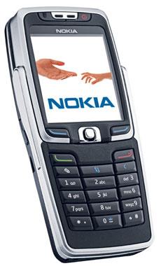 foto del cellulare Nokia E70