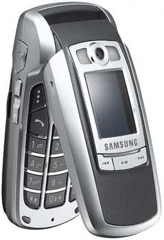 foto del cellulare Samsung E720