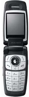 foto del cellulare Samsung E760
