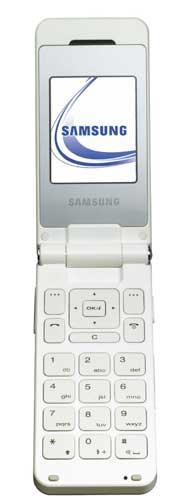foto del cellulare Samsung E870