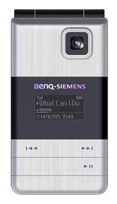 foto del cellulare BenQ Siemens EF71