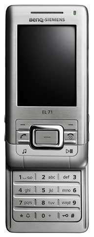 foto del cellulare BenQ Siemens EL 71