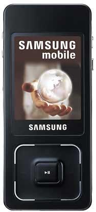 foto del cellulare Samsung F300