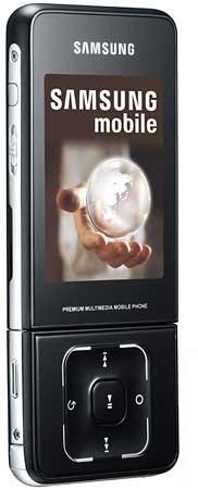 foto del cellulare Samsung F500