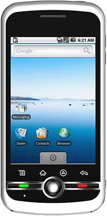 foto del cellulare Gigabyte GSmart G1305 Boston
