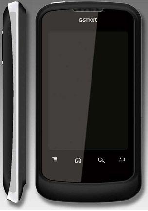 foto del cellulare Gigabyte GSmart G1317 Rola