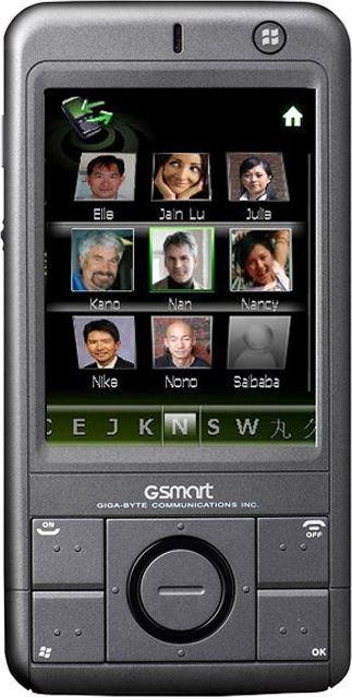 foto del cellulare Gigabyte GSmart MW702