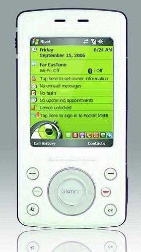 foto del cellulare Gigabyte GSmart t600