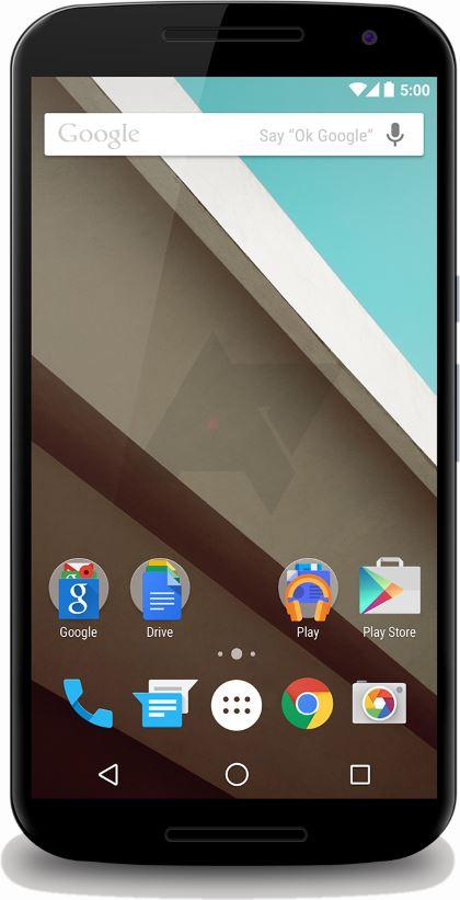 foto del cellulare Google Nexus 6