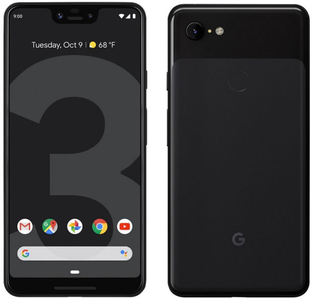 foto del cellulare Google Pixel 3