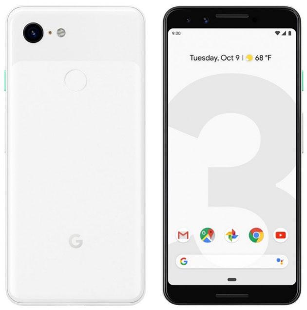 foto del cellulare Google Pixel 3 XL
