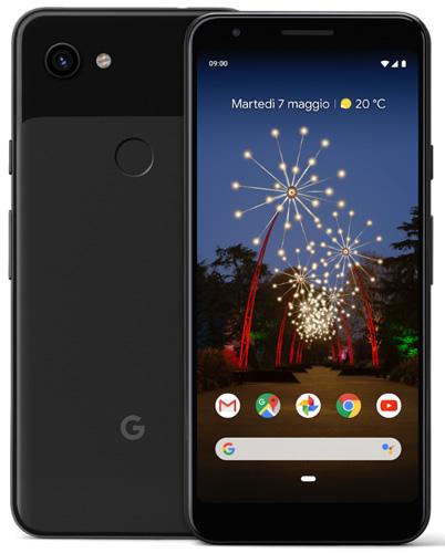 foto del cellulare Google Pixel 3a