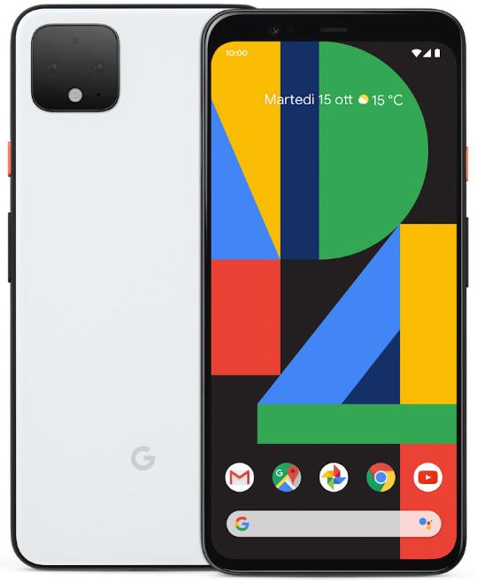 Photo Google Pixel 4