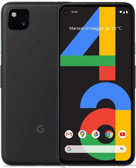 foto del cellulare Google Pixel 4a
