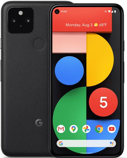 foto del cellulare Google Pixel 5