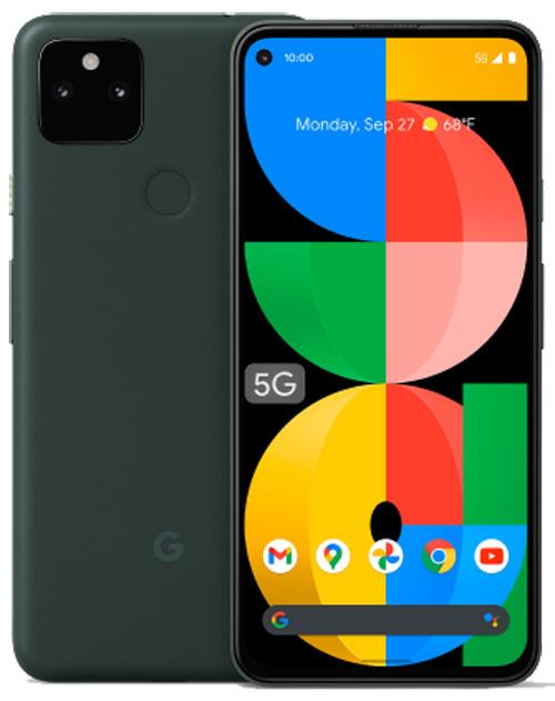 foto del cellulare Google Pixel 5a 5G
