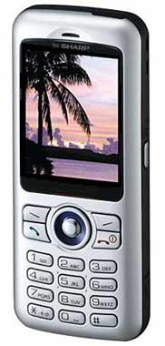foto del cellulare Sharp Gx 15