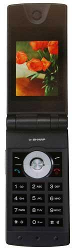 foto del cellulare Sharp Gx29